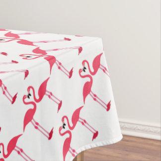 Flamingo-VogelLiebe Tischdecke