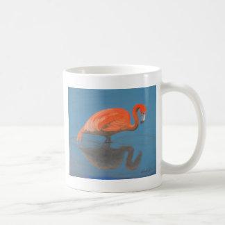 Flamingoeinzelteile Kaffeetasse
