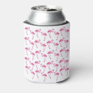 Flamingomuster Dosenkühler