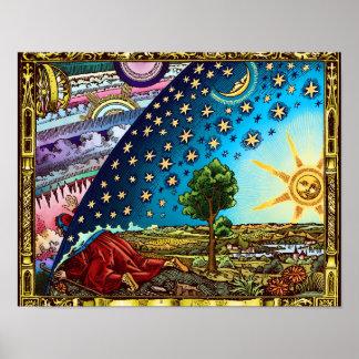 Flammarion Hauben-Plakat Poster