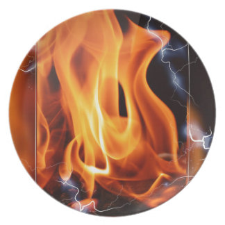 Flamme-Fokus Teller