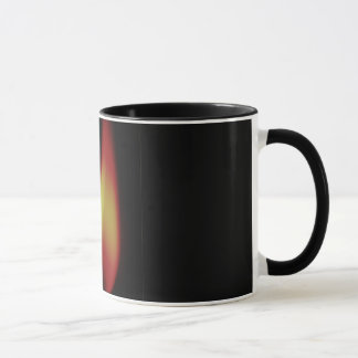 Flammen-Tasse Tasse