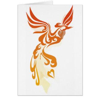Flammen von Phoenix Karte
