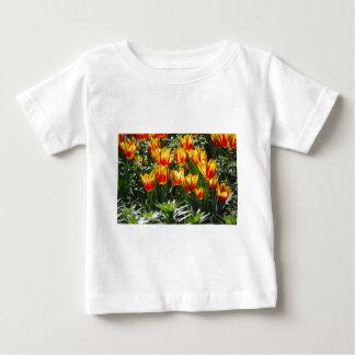 Flammentulpen Baby T-shirt
