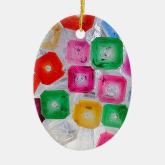 Flaschen Keramik Ornament