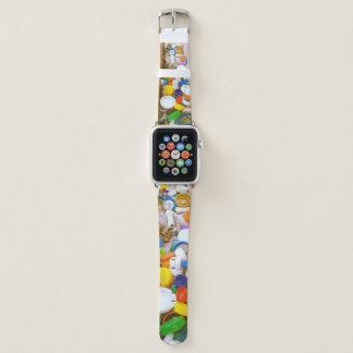 Flaschenkapsel-Apple-Uhrenarmband Apple Watch Armband