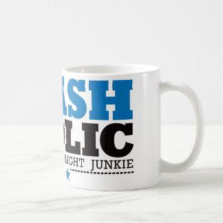 Flashaholic - entscheidender Taschenlampen-Junkie Kaffeetasse