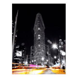 FlatIron Building NYC Postkarte