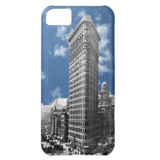 Flatiron Gebäude Manhattan 1910 iPhone 5C Hülle
