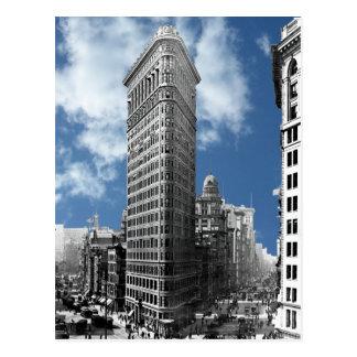 Flatiron Gebäude New York City Postkarte