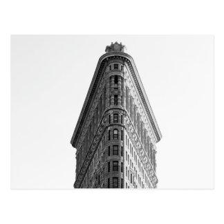 Flatiron Gebäude, New- York Citypostkarte Postkarte