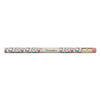 Flatternde Schmetterlinge Bleistift