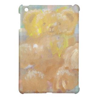 Flaumige Bärn-Teddybär CricketDiane Kunst iPad Mini Hüllen