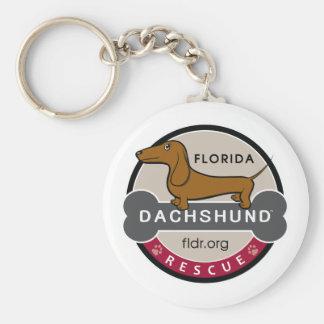 FLDR Logo Keychain Schlüsselanhänger