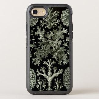 Flechte durch Ernst Haeckel, Vintage OtterBox Symmetry iPhone 8/7 Hülle