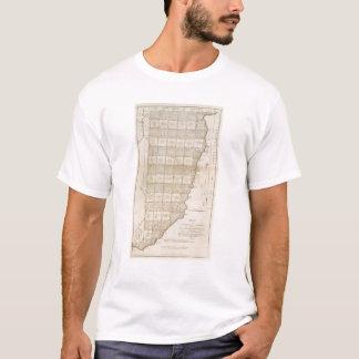 Flechten Sie von den sieben Strecken der Gemeinden T-Shirt