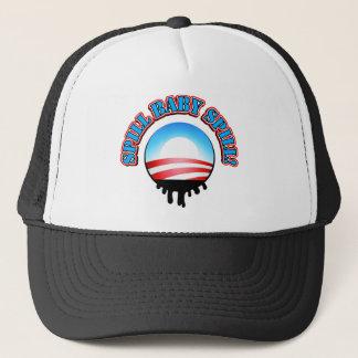Fleck-Baby-Fleck Obama Truckerkappe