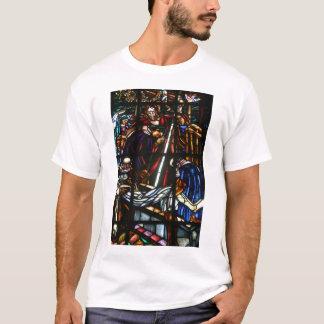 Fleck-Glas-T - Shirt