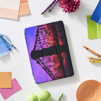 Fleckige Brücke iPad Pro Cover