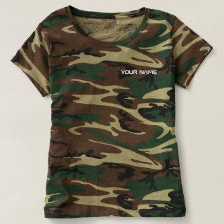 Flecktarn - personalisiert hemden