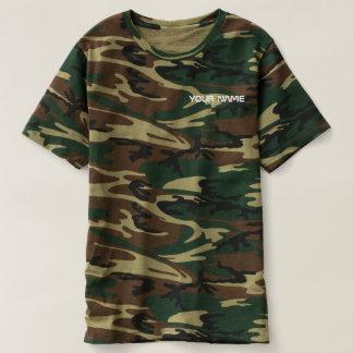 Flecktarn - personalisiert t shirt