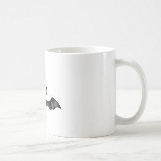 Fledermaus Kaffeetasse