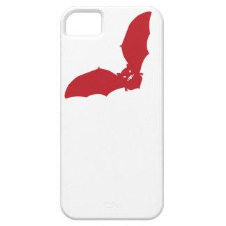 Fledermaus red iPhone 5 hülle