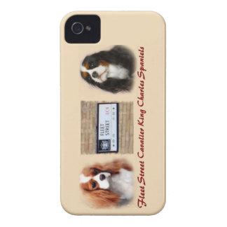 Fleet Street neu iPhone 4 Cover