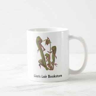 Fleisch fressende Pflanze - Darlingtonia Kaffeetasse