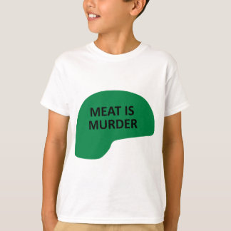 Fleisch ist Mord T-Shirt