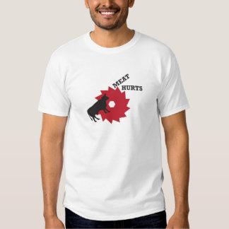 Fleisch-Schmerzen T Shirt