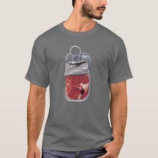 Fleisch-Zinn-T-Stück T-Shirt