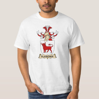 Fleischer Familienwappen T-Shirt