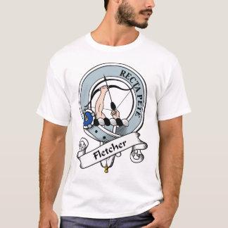 Fletcher Clan-Abzeichen T-Shirt