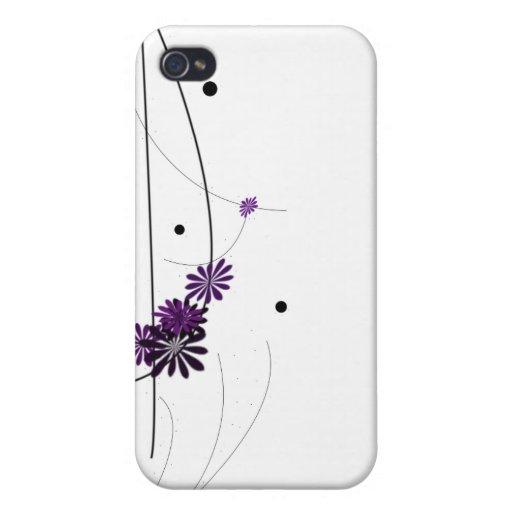 Fleur iPhone 4 Etuis