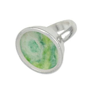 Fleur Verte Ring
