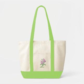 Flieder-Tasche Tragetasche