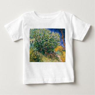 Fliederbusch - Fliedern, Vincent van Gogh Baby T-shirt