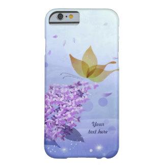 Fliedern und Schmetterlinge Barely There iPhone 6 Hülle