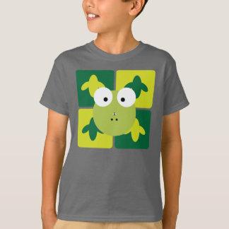 Fliege auf Frosch T-Shirt