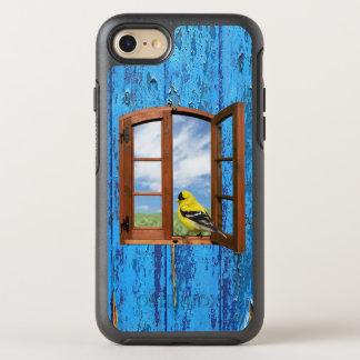 Fliege geben frei! Vogel Iphone Fall OtterBox Symmetry iPhone 8/7 Hülle