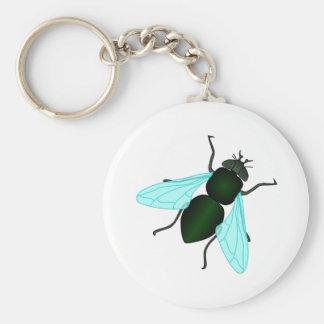 Fliege Schlüsselanhänger