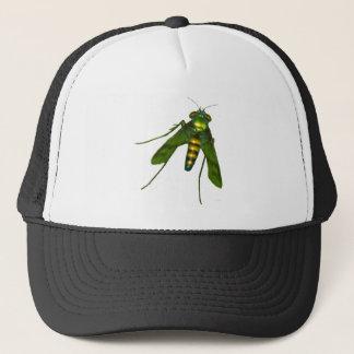 Fliege Truckerkappe