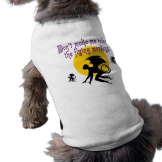 Fliegen-Affen T-Shirt