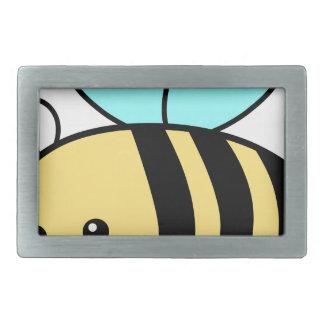 Fliegen-Biene Rechteckige Gürtelschnalle