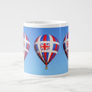 Fliegen-BRITISCHE Tasse 2