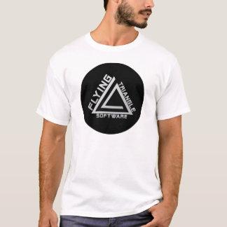 Fliegen-Dreieck-Software T-Shirt