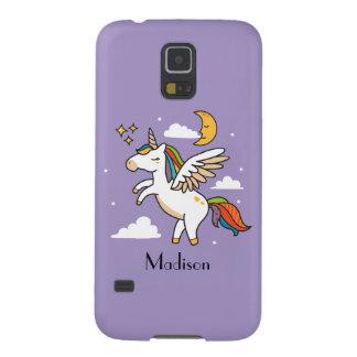 Fliegen-Einhorn Samsung S5 Hülle