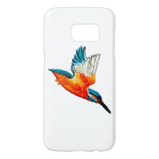 Fliegen-Eisvogel-Kunst