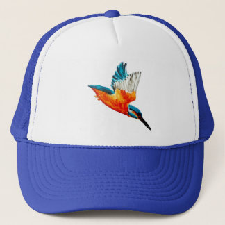 Fliegen-Eisvogel Truckerkappe